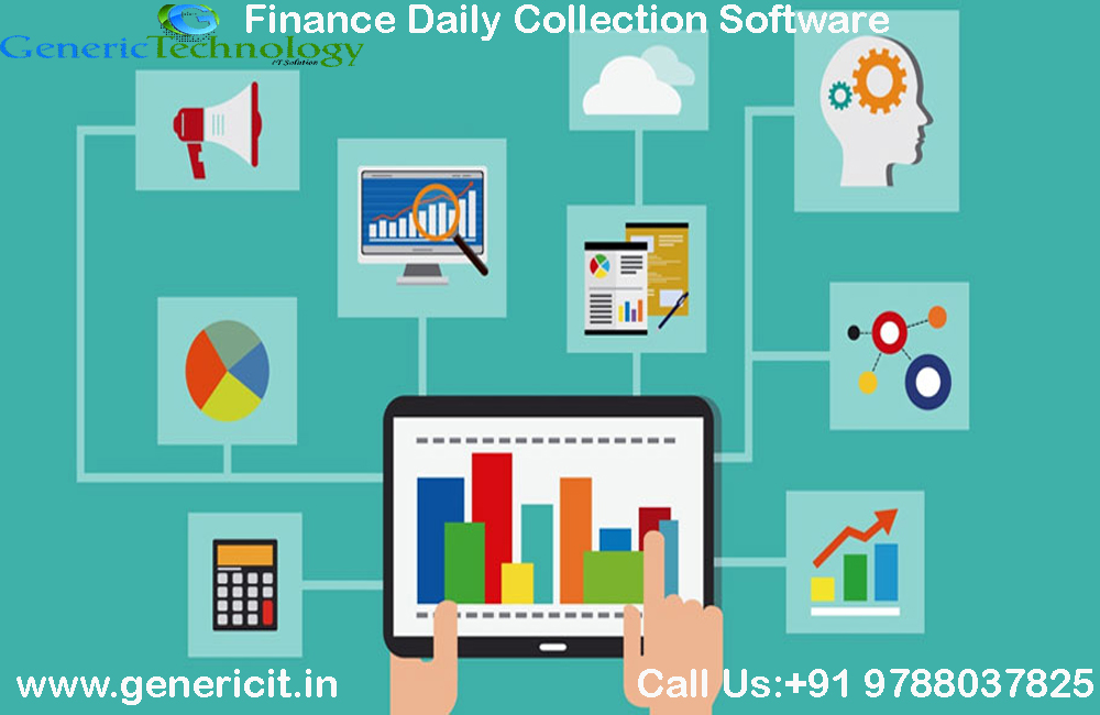 finance daily collection software